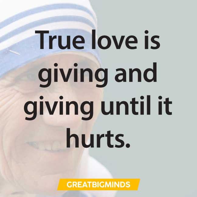 true-love-mother-teresa-quotes