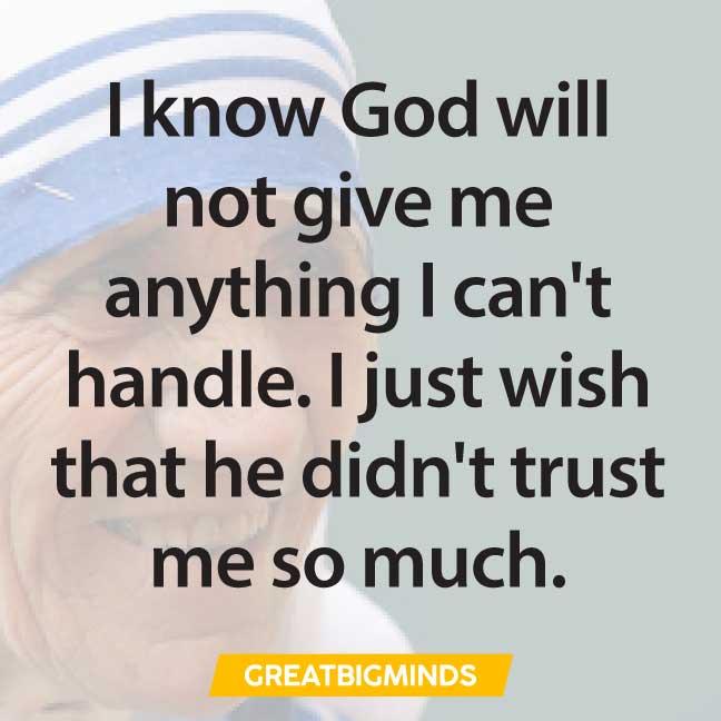 trust-god-mother-teresa-quotes