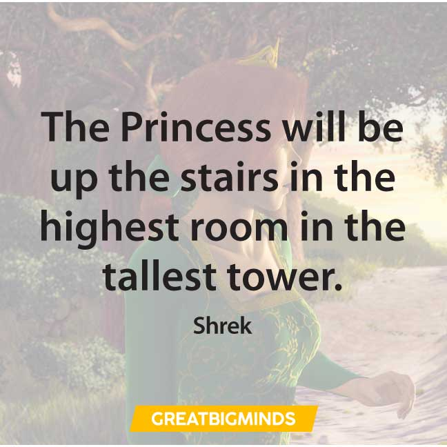 06 shrek quotes