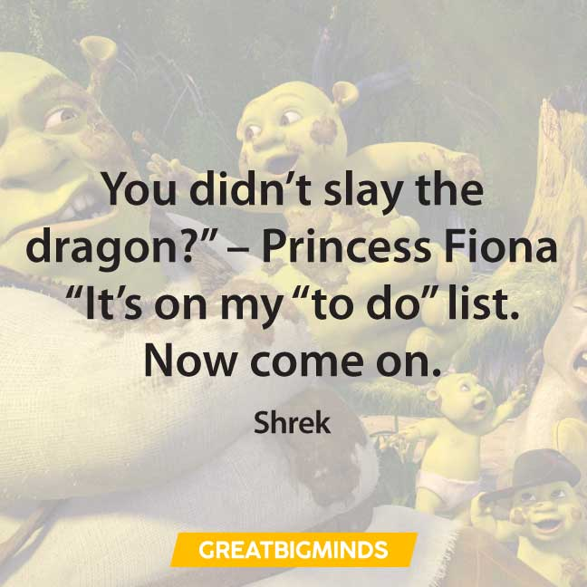 dragon shrek quotes