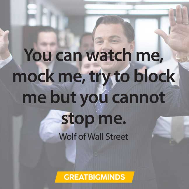 02 the wolf of wall street quotes