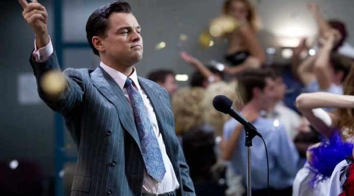 wolf of wall street quotes great big minds